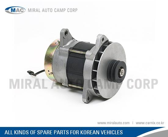 All Kinds of Alternators for Korean Vehicles