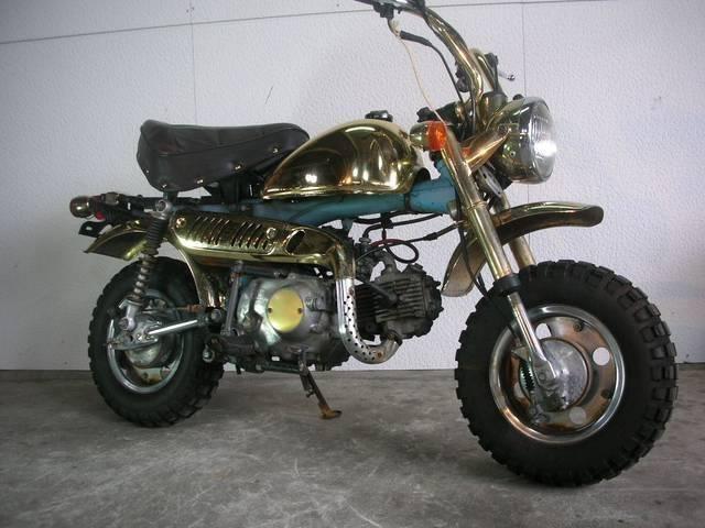 Used Honda Monkey 50cc Motorcycle