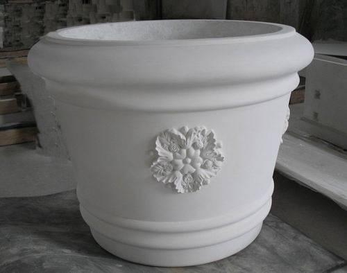 GRC flower pot and GRC planter