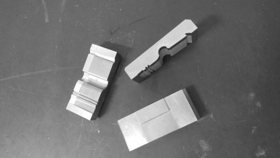 precision stainless steel block