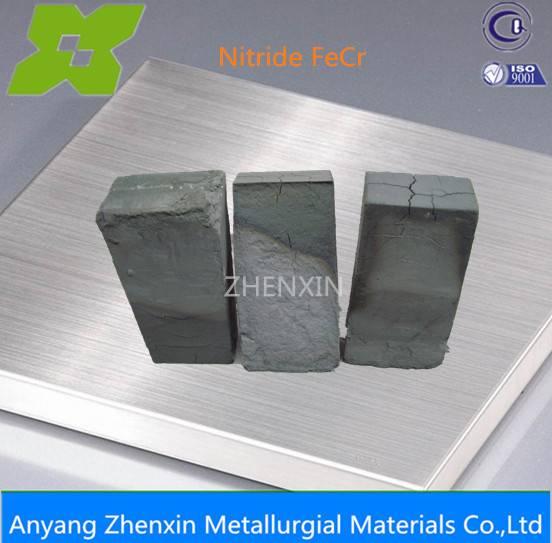 Cr 60% Nitrided Ferro Chrome/FerroChrome/FeCrN with Good Quality