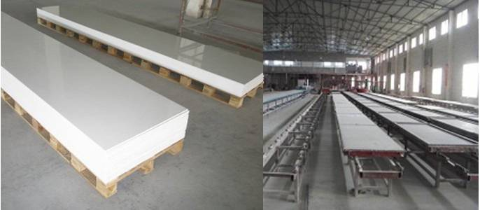 Pure acrylic solid surface,modified acrylic solid surface sheet