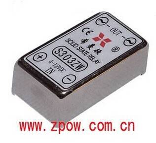 Ximandun solid state relay Single phase AC S303ZW 380VAC 3A AC relay
