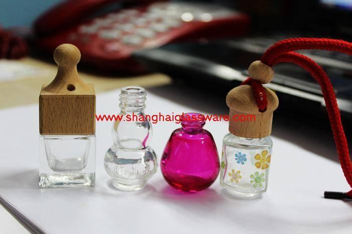 car perfume bottle