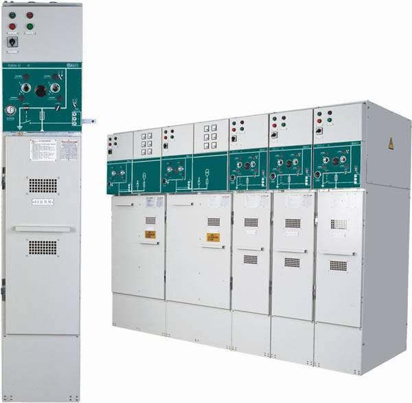 Medium Voltage Metal-Enclosed SF6 Switchgear (24KV)