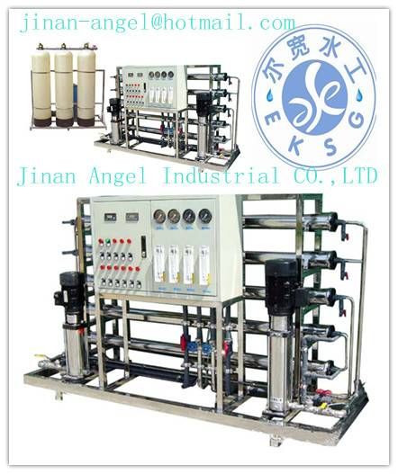 RO water treatment equipment for drinking water