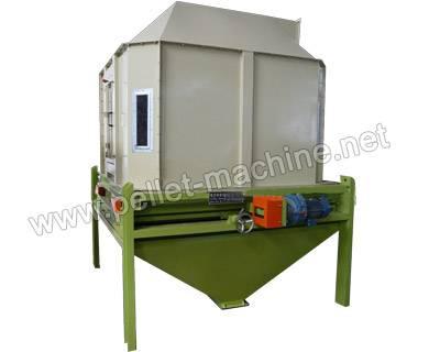 Slide Valve Cooler Machine