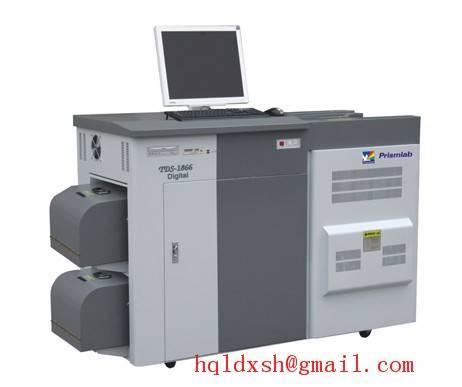 Digital Minilab Color lab TDS-1866 12 by18 inch (305 by 457mm)