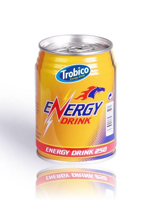 Trobico Energy Drink 250ml