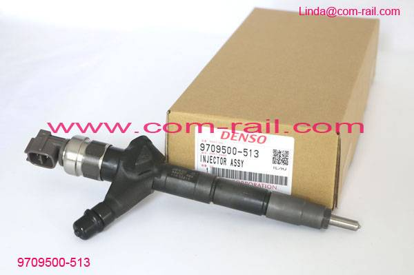 Denso original common rail injector 095000-5135 095000-5130 095000-5135 for X-TRAIL 16600-AW400 1660