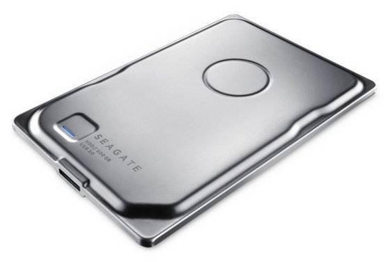 Seagate 500GB HDD Seven Portable Hard Drive Disk
