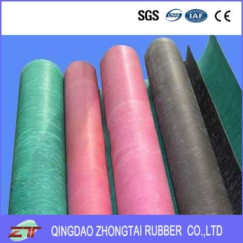 CR/NBR Oil-proof Rubber Sheet