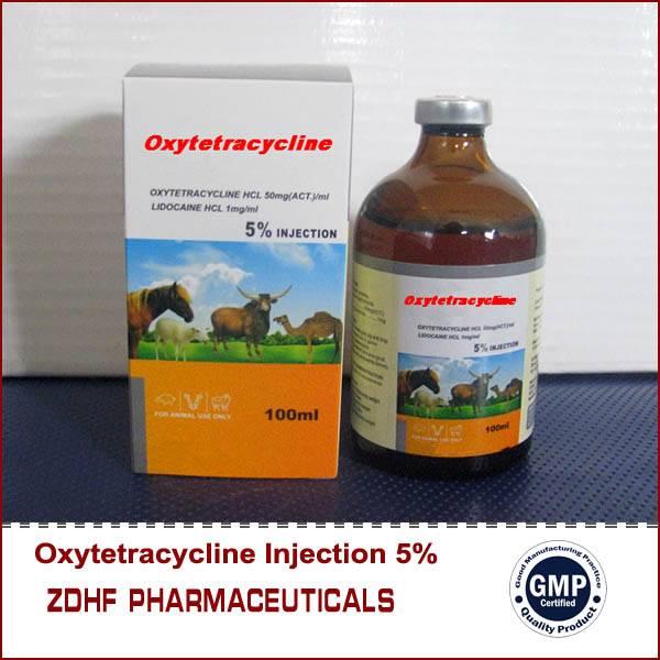 oxytetracycline injection 200 / oxytetracycline la / terramycin 200 / oxytetracycline hydrochloride
