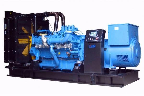 500kva 400kw Mtu Diesel Generating Set Generating Machine Power Plant Fuel Generator Set JENERATÖRLE