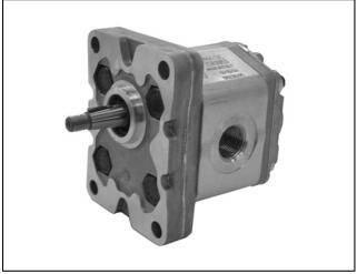 Duplomatic Gear Pump 1P-9,2R/11N