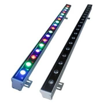 LED outdoor wallwasher,RGB