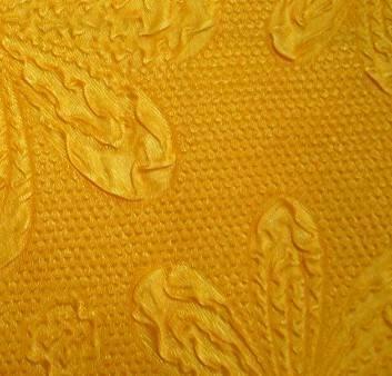Wrinkled Satin Fabric