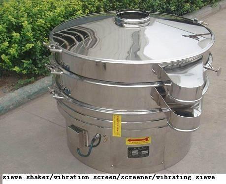 screener/sieve shaker/vibrosieve/vibrating sieve/vibration sieve/vibro screen/vibrosieve