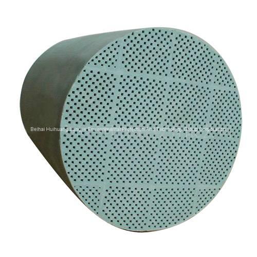 Silicon Carbide Diesel Particulate Capture Set Device