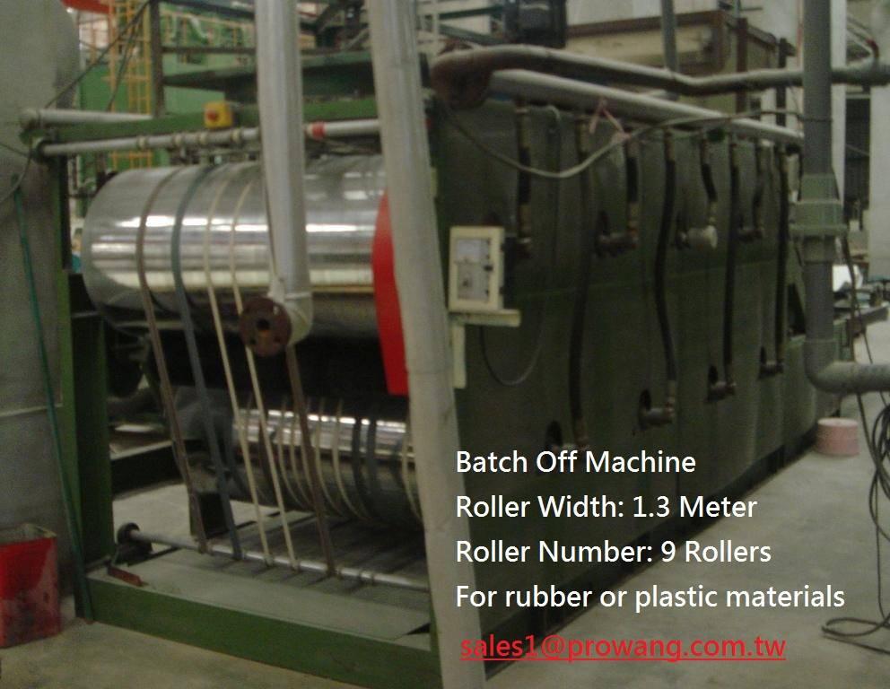 Batch Off Machine