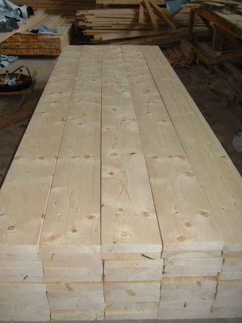Sell wood decking