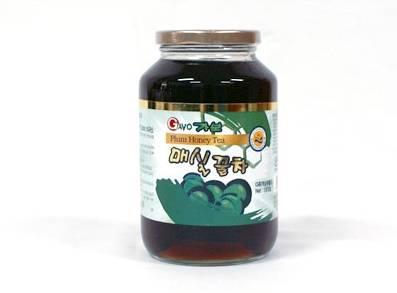 Japanese apricot Honey Tea