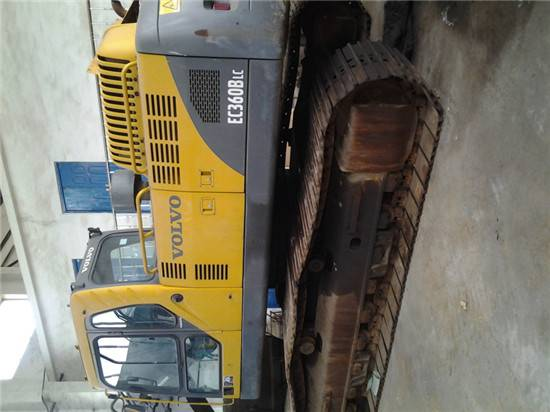 Used volvo360 BLC excavator