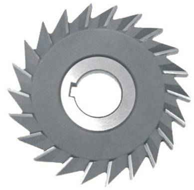 Side and Face Mill Cutter