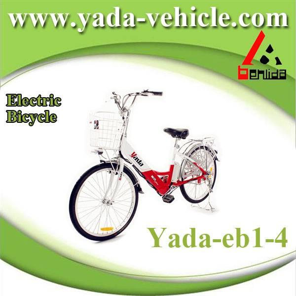 48v 250w 10ah 20inch lithium mini city electric bicycle bike (yada eb1-4)