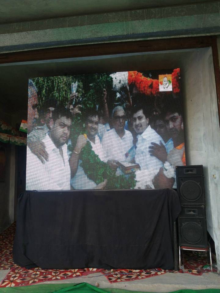 Led video wall on hire / rental , Events, Conferences, Promotional activity and LED On Vehicles