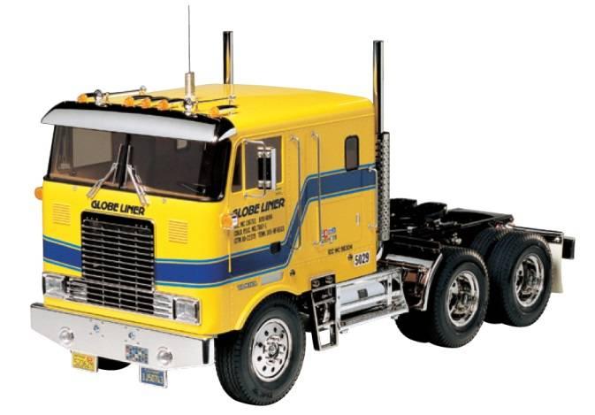 Tamiya 1/14 scale Globe Liner Truck Kit