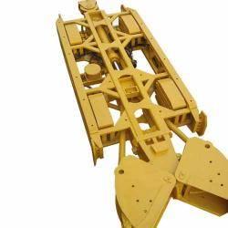 Can correct hydraulic grab