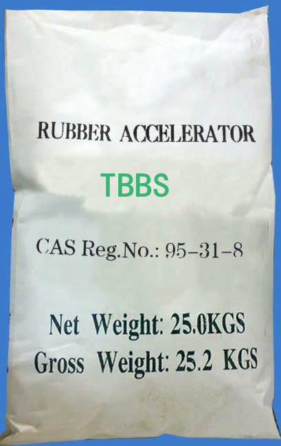 Rubber Chemicals Accelerator TBBS(NS)