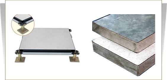 Manufacture calcium sulphate access flooring