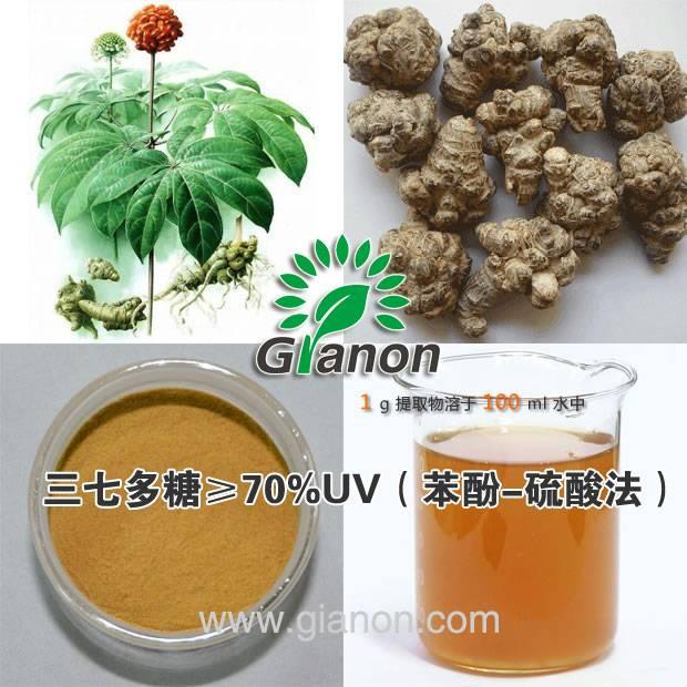 American Ginseng Polysaccharides