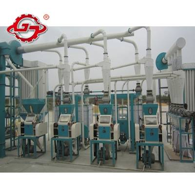30T/D maize milling equipment with price for sale