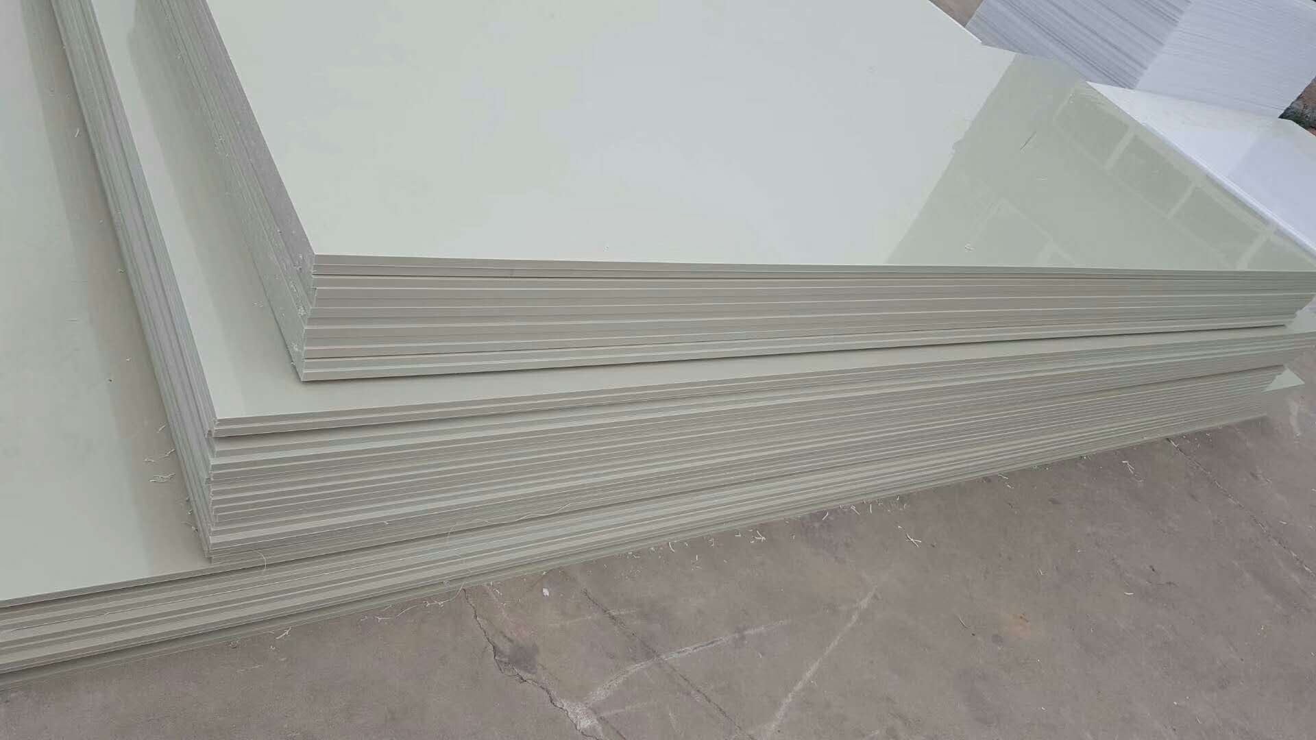 PP Sheet Plastic Sheet with 1.5-100mm Thickness