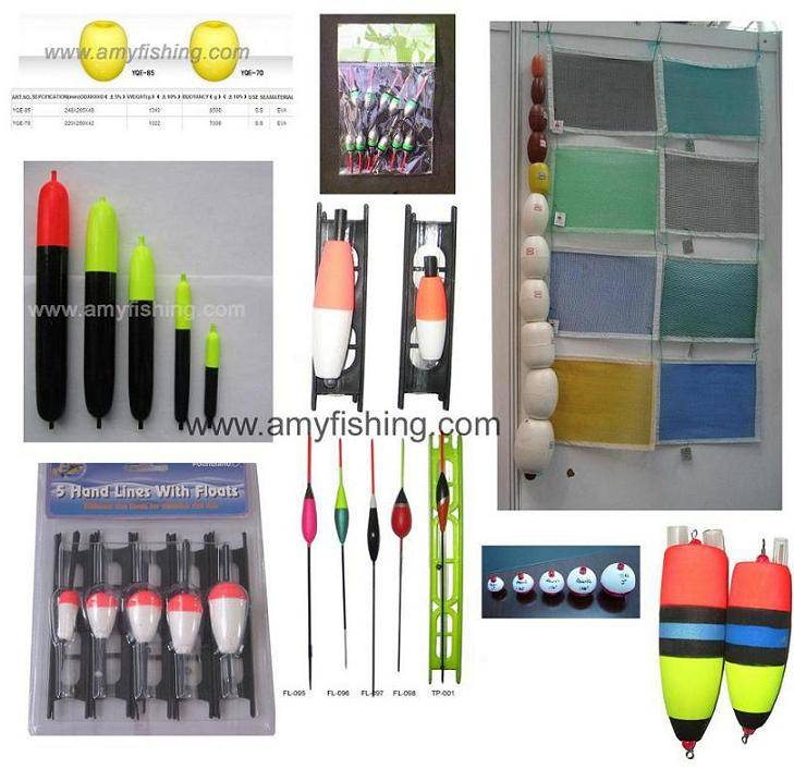 fishing float, EVA float, fishing net float, PVC float,