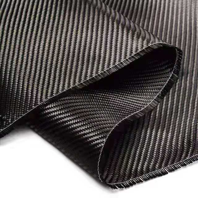 3k 200gsm Carbon Fiber Fabric to Sale on Special Price