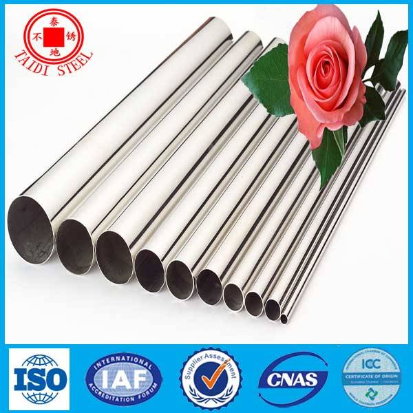 SUS304 Stainless steel Pipes in China
