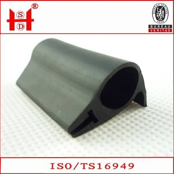 Rubber auto door seals strips