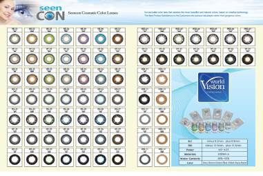 silicone hydrogel contact lens