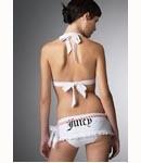 Juicy Couture White Eyelet Bikini Swimwear set