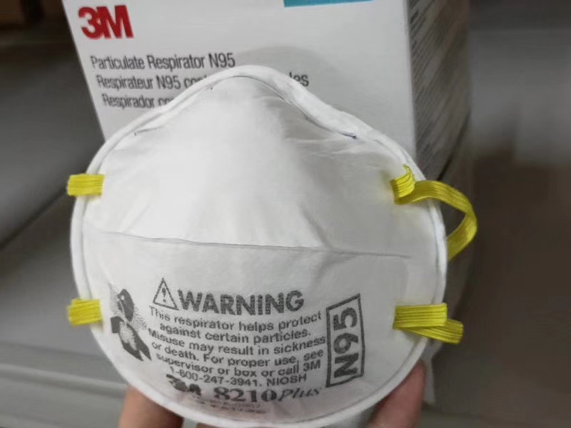 N95 Medical Respirator Face Mask