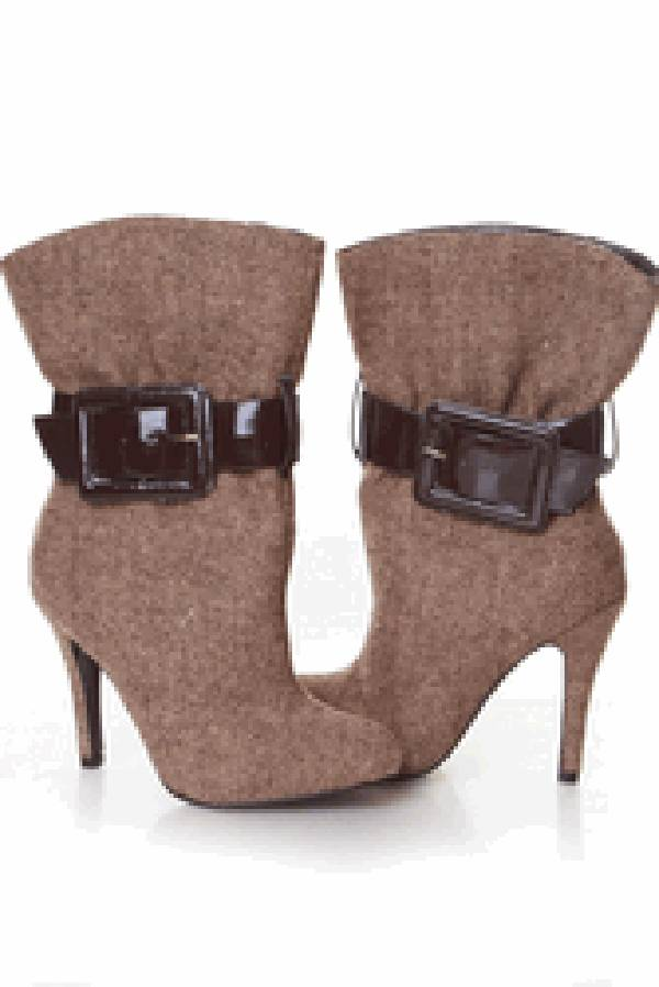 lady short boots