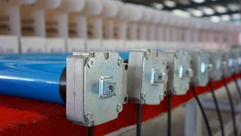 Electronic tubular motors for roller blinds