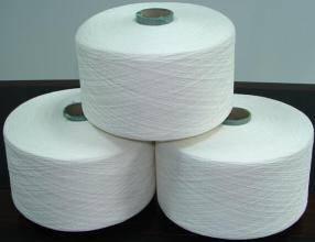 ring spun combed cotton yarn
