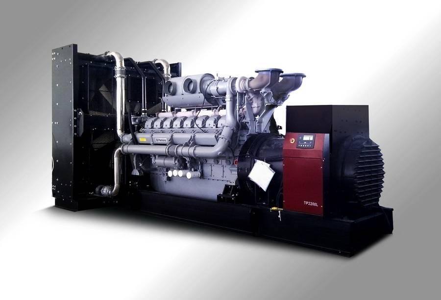 Diesel generator set(TP2200L)