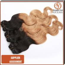 body wave brazilian ombre hair weaves