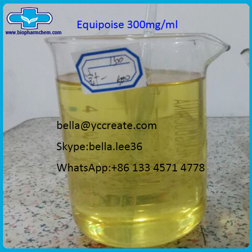 Semi-made Injectable EQ Boldenone Undeclynate Equipoise 300